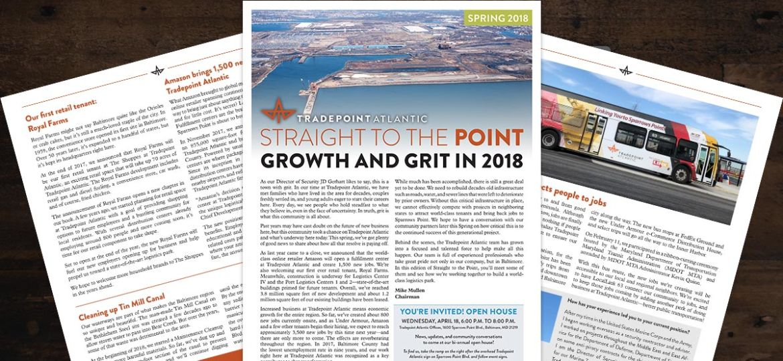 Tradepoint Atlantic Newsletter